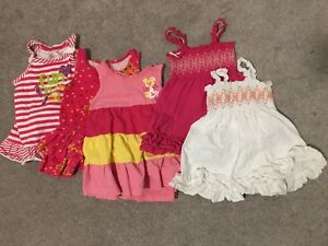 Baby girl clothes large lot