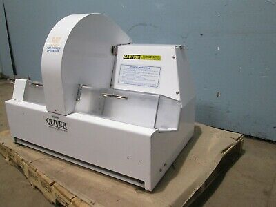 Oliver 2003 Commercial H.d. Counter Top Automatic Bread Varislicer Machine