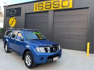 2012 Nissan Navara ST D40 Dual Cab 6 Months Rego & 12 Months Warranty