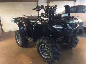 2014 kingquad axi power stearing