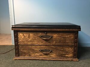 Vintage Record Chest