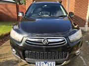 2012 Holden Captiva Black Diesel LX 7-seater SUV Ferntree Gully Knox Area Preview