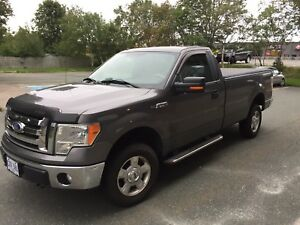 2009 Ford F-150 XLT, single cab, 4by4, inspected