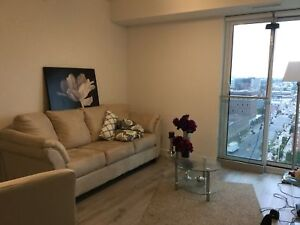 looking for female roommate for 2 bedroom condo downtown oshawa
