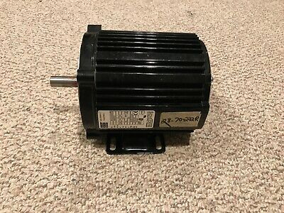 Bodine Electric Torque Motor 48r6feci 115v Single Phase