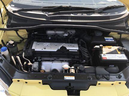 2008 Hyundai Getz - One Elderly Owner - Genuine 17,100 K's