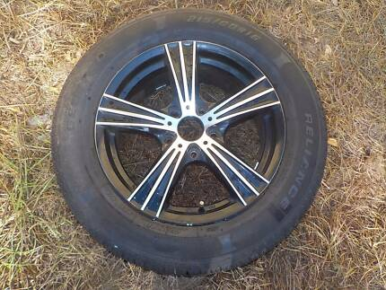 Pair of 16 inch mags with brand new tyres Karama Darwin City Preview