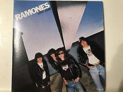rare pop 80s 70s CD sleeve RAMONES Leave Home GLAD TO SEE YOU GO I Remember You
