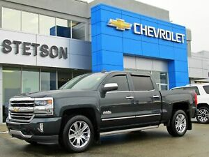 2017 Chevrolet Silverado 1500 High Country Pwr Boards 6.2L V8 Cr