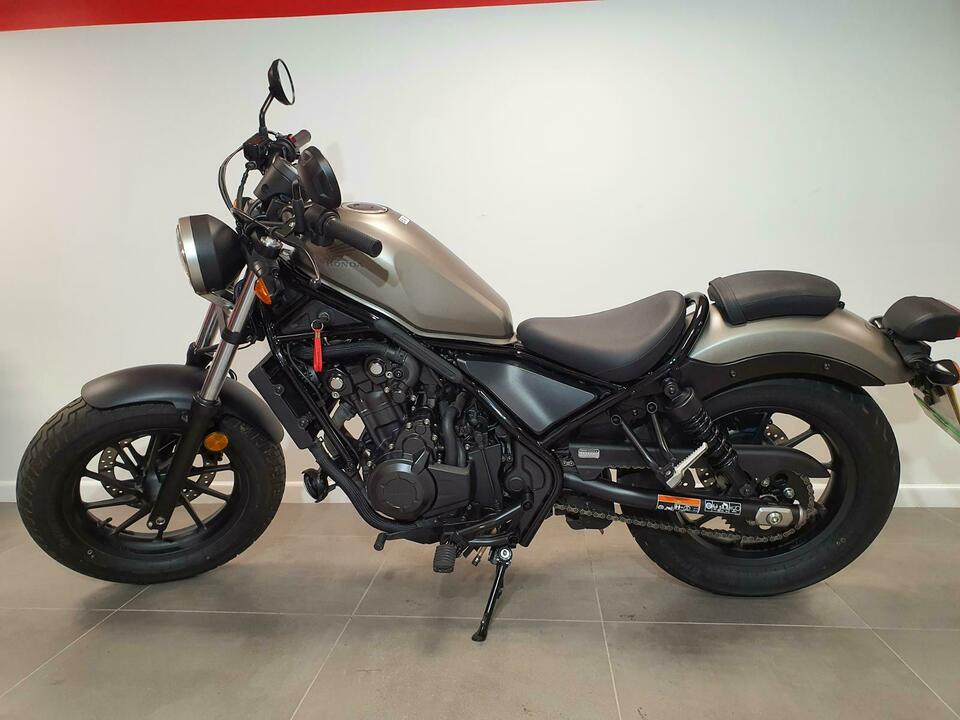 Honda CMX 500 A-X Mint condition with low mileage