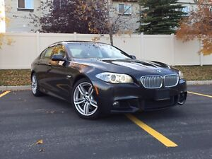 2011 BMW 550i X-Drive - Brand New Engine