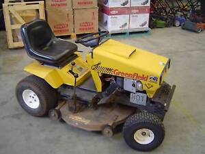 """Greenfield 26hp -34"""" ride-on Lawn Mower Enoggera Brisbane North West Preview"""