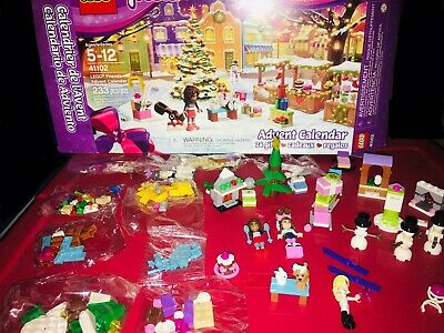 LEGO Friends Advent Calendar Kits Sets ~41102 & 3316 ~10 New Packages~ Christmas