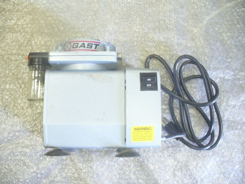 GAST VACUUM PUMP Model:  BOA-V188-AA