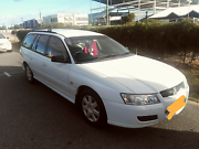 HOLDEN COMMODORE 2005 Fremantle Fremantle Area Preview
