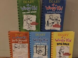 Diary of a wimpy kid hardcover kijiji in ontario buy sell diary of a wimpy kid lot 2 solutioingenieria Images