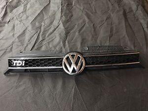Volkswagen Golf TDI GRILLE style GTI