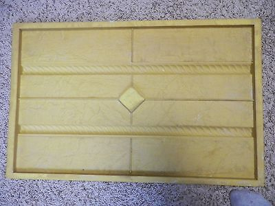 Rubber Mold Concrete Veneer Form Stone Plaster Tile Construction 5