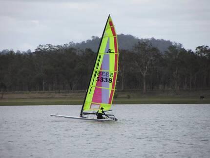 Hobie 17 - Halcyon Albany Creek Brisbane North East Preview