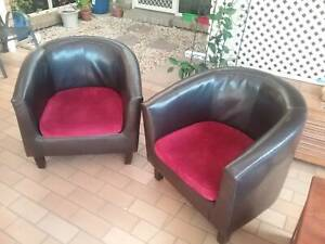 Club Chairs NO REASONABLE OFFER WILL BE REFUSED
