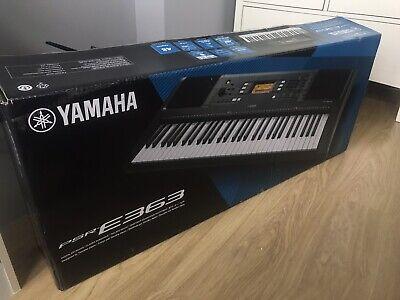 Yamaha E363 Digital Keyboard