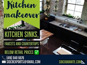 Discounted Kitchen Sinks - Low Prices, Durable Construction‎