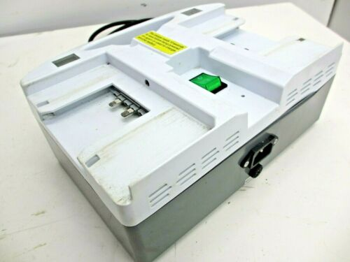 Genuine OEM Tennant 1232547 Battery Charger Tennant For I-Mop XL XXL Tested