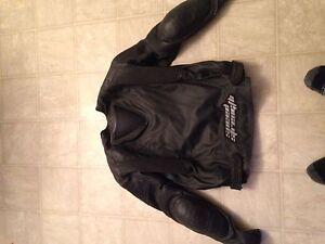SS riding jacket