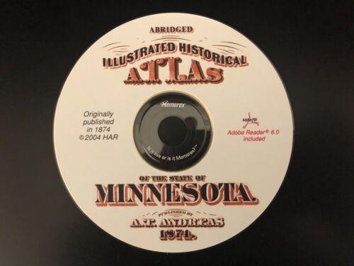 Historical Atlas From Minnesota