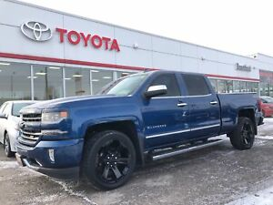 2017 Chevrolet Silverado 1500 LTZ w/ Z71 Package, Leather, Tinte