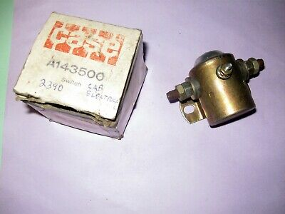 Nos Cab Electrical Solenoid Fits Case Tractor Part A143500