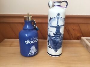 Vintage Never Opened Collectable Liquor Bottles.