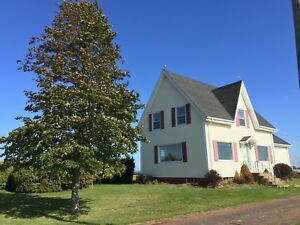 Great location 3 Bdrm Farm House Summerside
