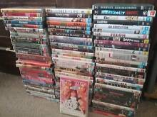 DVDs .. well known titles .. $1.60 each .. Kingsford Eastern Suburbs Preview