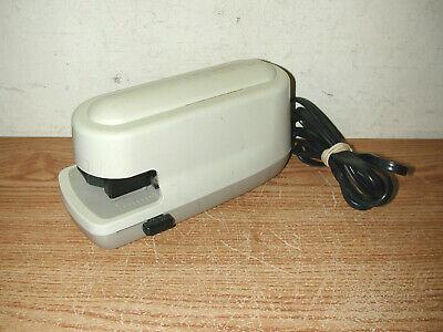 Boston Deluxe Electric Stapler Model 73154 No Staples