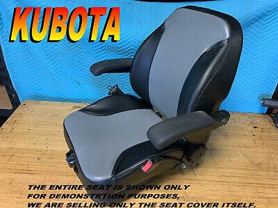 Kubota New Seat Cover Zero Turn Zd1211 Zd1511 Zd 1211 1511 1 541