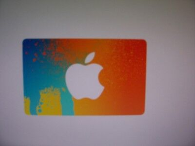 Apple Itunes  50 Card  For Music Downloads Apple App Store