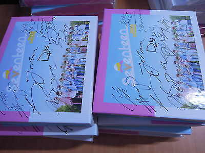 SEVENTEEN - VERY NICE (1st Repackage Promo) with Autographed (Signed)