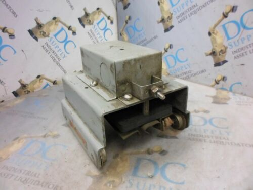 GENERAL ELECTRIC DATS 362A 3 PH 3 W PLANT T 60 A 600 V TROLLEY