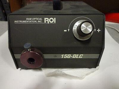 Ram Optical Roi 150 Dlc Digital Light Control - Fiber Optic Light Source