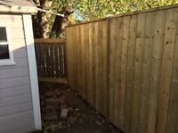 Looking for new quality fence at a reasonable price !