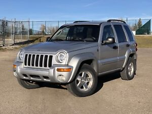 2004 Jeep Liberty - 2 Sets of Tires - Runs Great - Clean