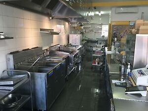 Fish n Chips, Burger Takeaway Shop for Sale; Central Coast, Long Jetty Wyong Area Preview