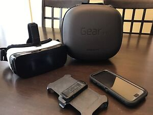 Samsung S7 incluant casque virtuel Samsung Gear VR