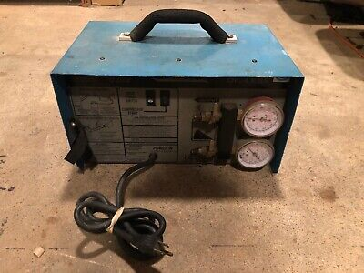 Promax Portable Refrigerant Recovery Unit Compressor Vacuum Rg3305 Roger 1
