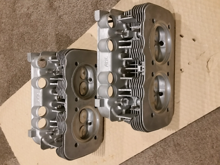VW Kombi 2L / 1800 reconditioned cylinder heads