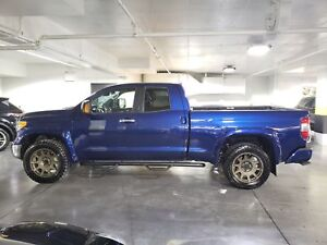 2015 Toyota Tundra Limited double cab