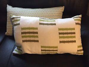 2 new cushions