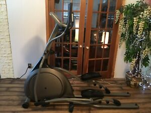 Elliptical Vision Fitness