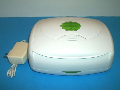Prince Lionheart Antimicrobial Wipes Warmer Pop Up Dispenser & Adapter